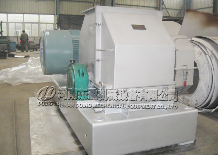 rasper in sweet potato starch machine