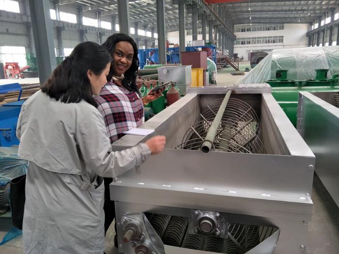 Manufacturer of cassava processing machine, starch