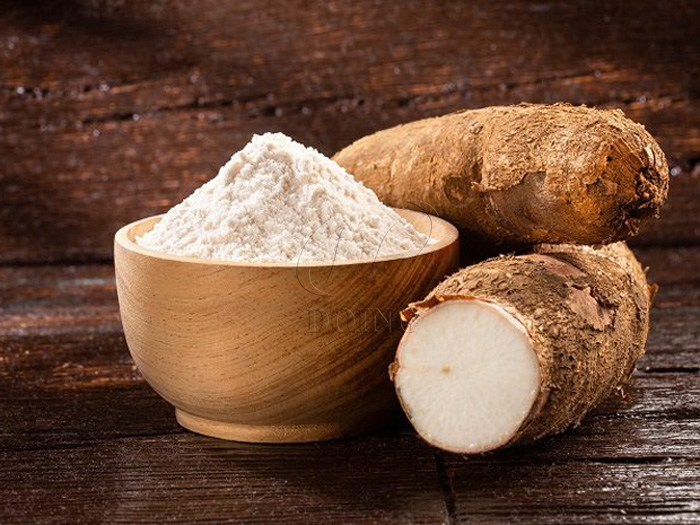 Analysis of the processing status and prospects of cassava flour production in the Philippines